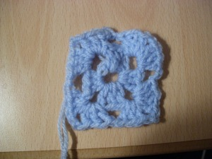 My attempt at crochet