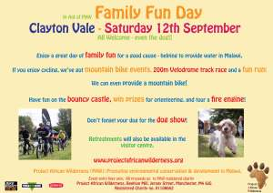 Family Fun Day @ Clayton Vale, Manchester - 12th September 2009