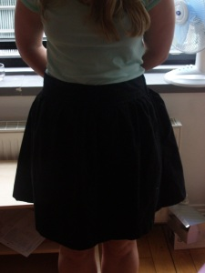 Finished New Look Skirt