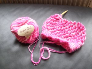 Chunky Piglet Slouch Cap